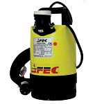 Afec FLS750 contractorpump 230V without floatswitch