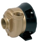 P85 Spa 5,5 kW wet end without prefilter 132 flange Pahlen