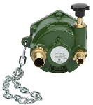Zuwa PTO 25 pump with saftey valve and washingkit