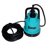 Simer submersible 0,4 kW, 230V