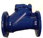 Cast Iron non return ball valve Flanged DN65